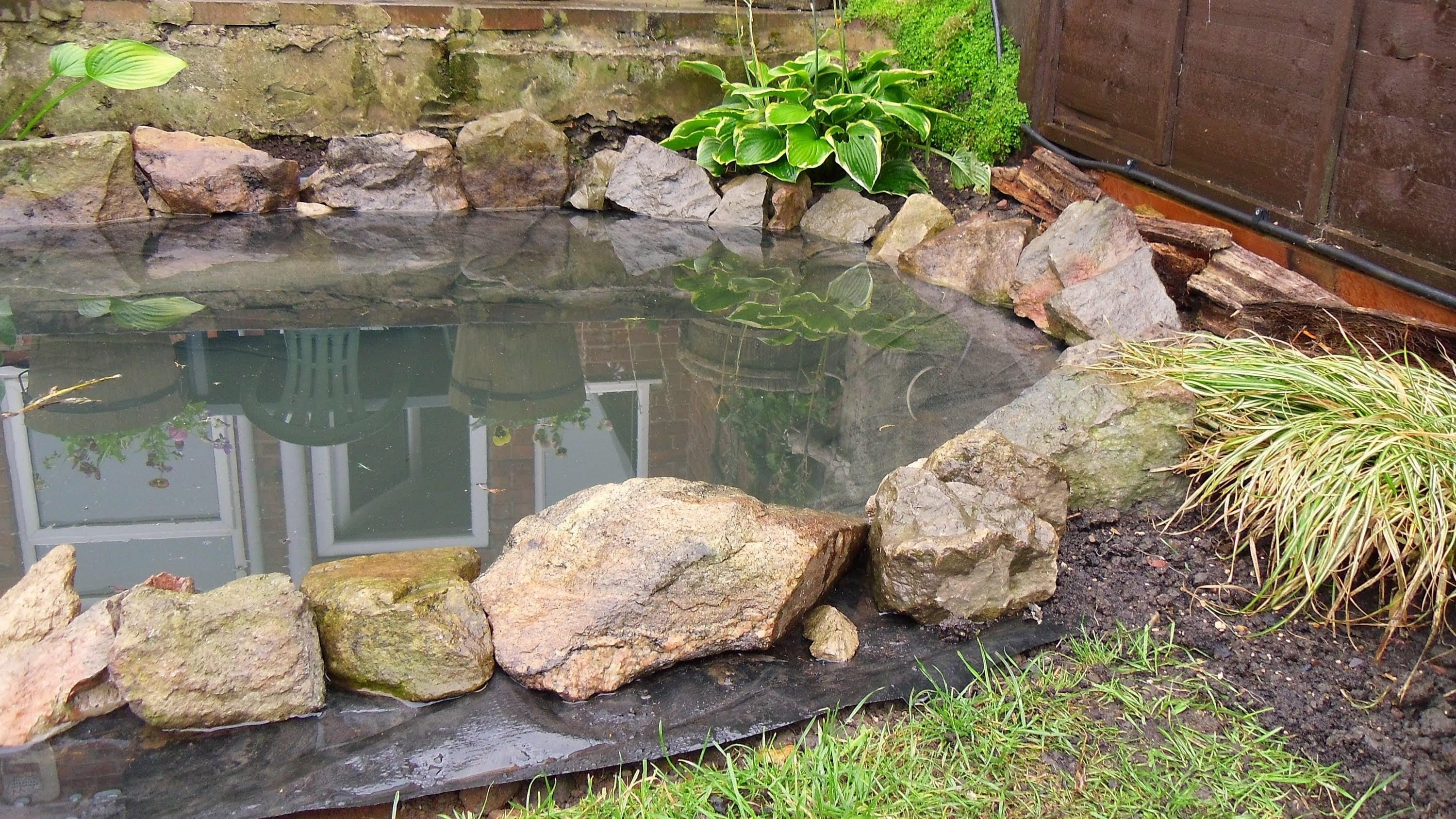 How to Build your own Pond